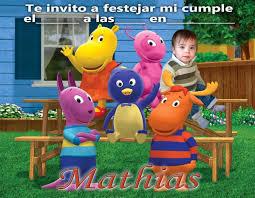 Tarjetas De Cumpleanos Invitaciones Infantiles 50 Unidades 245