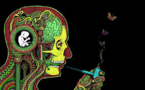 high resolution psychedelic and trippy