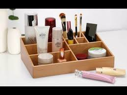 diy makeup storage and organization box