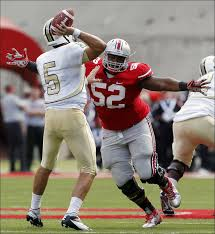 Ohio-State-defensive-tackle-Johnathan-Hankins - The Bank