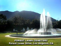 Forest Lawn Memorial Park (Hollywood Hills) | Forest lawn memorial park,  Cemetery records, World pictures