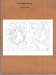 leather carving patterns the pattern