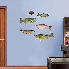 Bass Fish Wall Decal Sticker Wall Decal Allposters Com