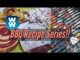 ww bbq recipe series burgers kfc
