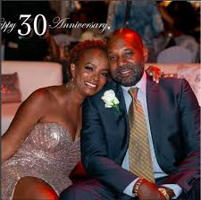 Vanessa Bell Calloway & Husband Celebrate 30 Years of Marriage! |  BlackDoctor.org - Where Wellness & Culture Connect