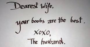 hilarious love notes that illustrate the modern relationship