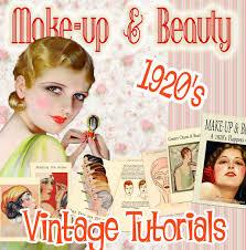 1920s makeup tutorial book vine