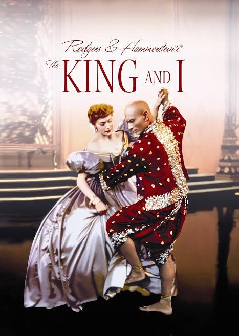 """Resultado de imagen para the king and i 1956"""""""
