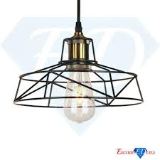 ceiling pendant light lamp shade retro