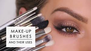 makeup brushes how to use them eyes