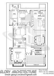 35x70 houe plan g 15 abad house