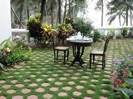 metal garden furniture for decoration