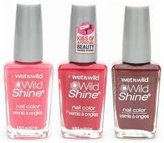 cvs free wet n wild nail polish