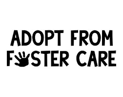 Foster Care Decal Etsy