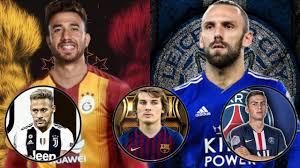 Transfer Haberleri - Galatasaray , Fenerbahçe , Beşiktaş , Trabzonspor ve  Avrupa #14 - YouTube