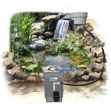garden pond waterfall pumps