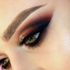 dark eye makeup for fall makeup looks
