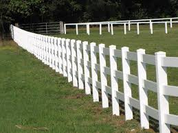 Pvc Post And Rail Fencing Overview Equine Solutions Australia