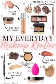 my everyday makeup routine beauty
