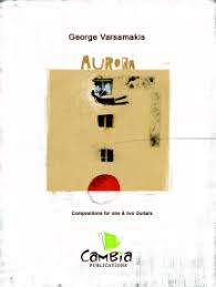 Read Aurora, Compositions for One and Two Guitars Online by George  Varsamakis | Books