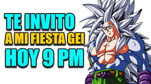 Te Invito A Mi Fiesta Gei Youtube