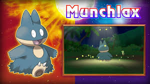Pokemon Sun And Moon Guide: How to Find Munchlax