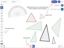 "Megan McKellar on Twitter: ""It's been a while since I've used  @explainevrythng. Playing around with some of the features, love the  ability to add transparent measuring tools like this protractor! Love that"