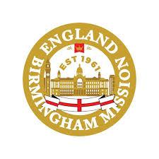 England Birmingham Mission Car Decal Etsy
