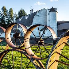 The Wagon Wheel Fence Photograph By Photos By Kmw