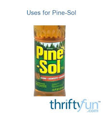 uses for pine sol thriftyfun