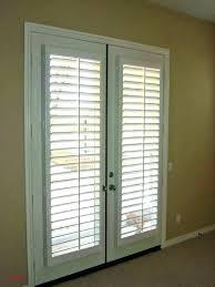 patio doors with built in blinds