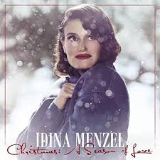 I'll Be Home For Christmas [feat. Aaron Lohr] by Idina Menzel on ...