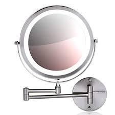bathroom shaving mirror wall mounted 7