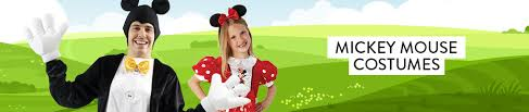 minnie mouse costumes mickey mouse