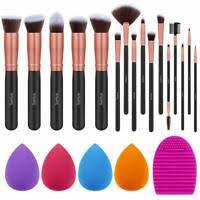pro makeup brush sponge cleaner remover
