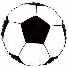 Globo Pelota Futbol Globos Pelota De Futbol Pelota