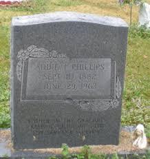 Addie Ingram Phillips (1882-1963) - Find A Grave Memorial