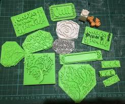 diy 3d printed leather stamps leather