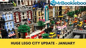 Huge LEGO City Update - January 2019 - YouTube