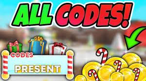 codes in present simulator roblox