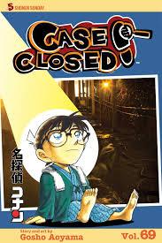 Case Closed, Vol. 69 (69): Aoyama, Gosho: 9781421598673: Amazon ...