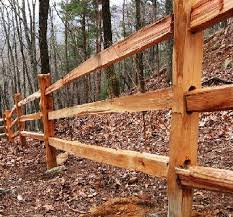 Fence Pictures To Help Choose A Style That Is Right For You Cedar Split Rail Fence Rustic Fence Rail Fence
