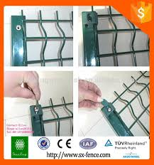 Iso9001 High Quality Metal And Plastic Welded Wire Fence Clips Welded Wire Mesh Fence Clamps China Manufacturer