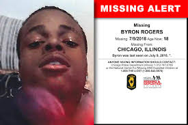 Illinois - BYRON ROGERS - Missing Kids