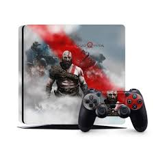Ps4 Slim Pro Fat Playstation 4 Console Controller Skin Decal Etsy