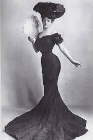 a history of make up fashion 1900