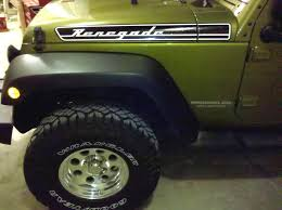 Product 2 Jeep Wrangler Renegade Cj Tj Yk Jk Xj Vinyl Sticker Decal