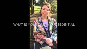 Martha West - Inspire US 2016 aplication video - YouTube