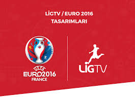 EURO2016 Designs for LİG TV on Behance