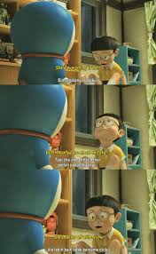 ah cuma coretan kecil review stand by me doraemon